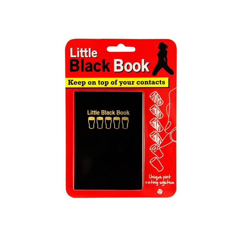 Little Black Book - The Gadget Spot