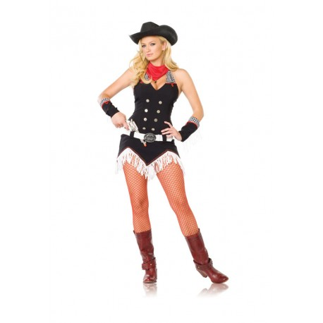 "Boerin ""Shoot Em Up Cowgirl'"