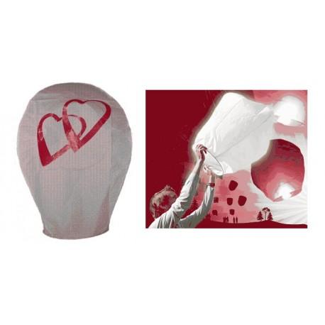 Vliegende Bruilofts Ballonnen