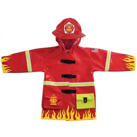 "Kidorable Brandweerman ""Regenjas"""