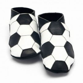 "Baby Slofjes ""Voetbal"""