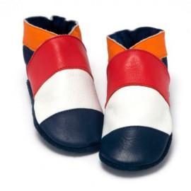 """Baby Slofjes """"Nederlandse Vlag"""""""