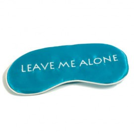 "Slaapmasker ""Leave me Alone"" of ""Recharging"""