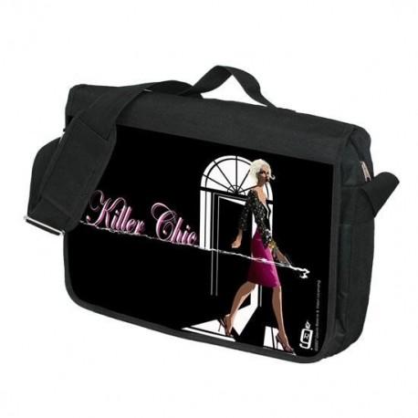 "Laptop case "" Killer Chic"""