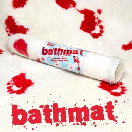 "Bad/Douche Mat ""Blood Bath"""