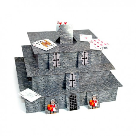"""House of Cards """"CASTLE"""""""