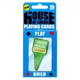 """Speelkaarten """"GREENHOUSE"""""""