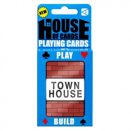 """House of Cards """"TOWNHOUSE"""""""