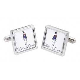 "Cufflinks Model ""FATHER OF THE GROOM"""