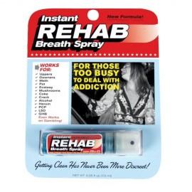"""Breathspray """"Rehab"""""""