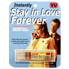 "Breathspray ""Stay in Love Forever"""