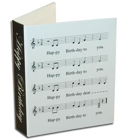 Musical Birthday Card