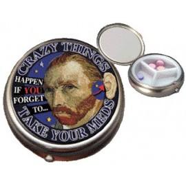 """Pillenbox """"Van Gogh"""""""