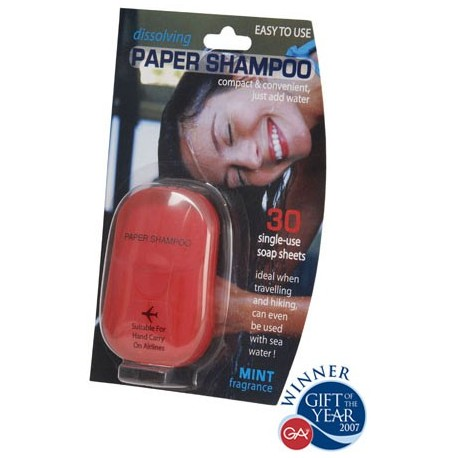"Reispapier ""Shampoo"""