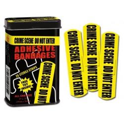 "Bandage ""Crime Scene"""