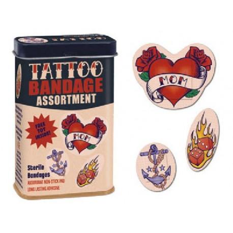 """Pleisters """"Tattoos"""""""