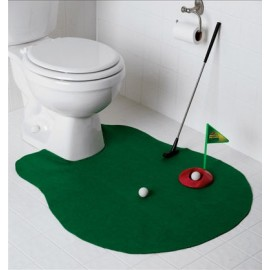 Golf Potty Putter Set