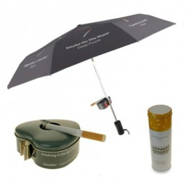 Umbrella for Smokers