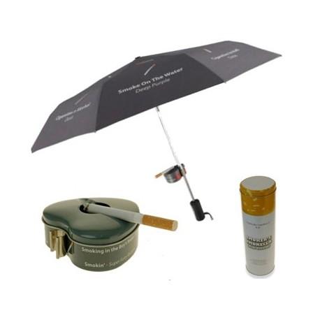 Paraplu voor Rokers