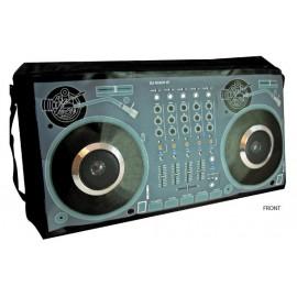 Boom Bag DJ Mixer Decks Tas