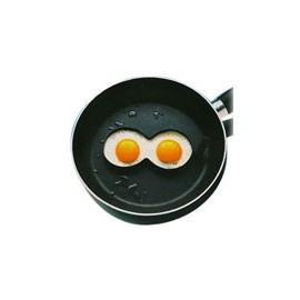 """Egg Fryer """"Boobies"""""""