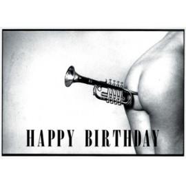 "Wenskaart ""Happy Birthday"""