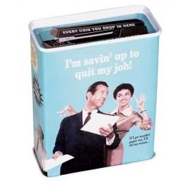 "Money Box ""Savin' Up to Quit My Job"""