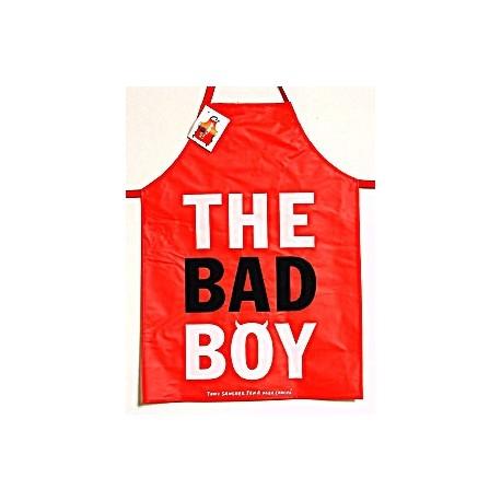 "Keukenschort ""The Bad Boy"""