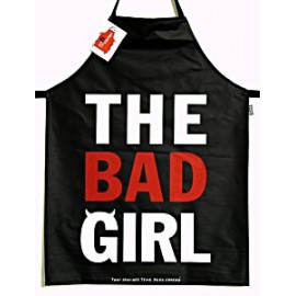 "Keukenschort ""The Bad Girl"""