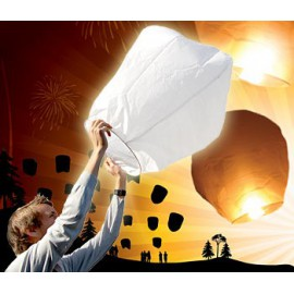 Flying Hapiness Lanterns