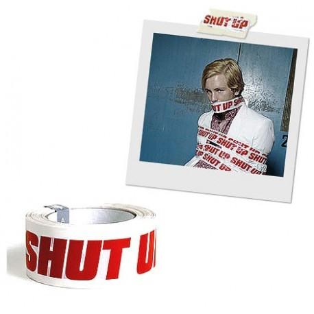 """Tape """"Shut-Up"""""""