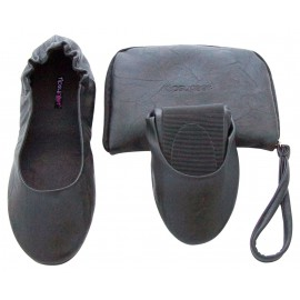 Foldable shoes 'Black´