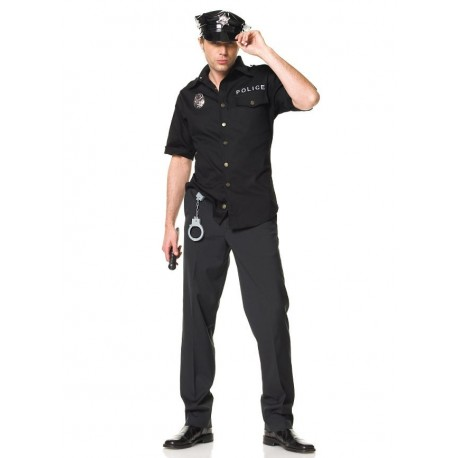 Sexy Policeman Costume