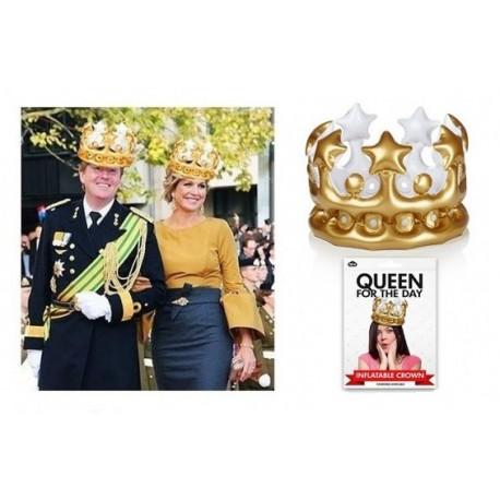 Koningin voor één dag