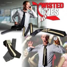 "Tie Twist ""Noose"""