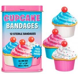 Bandage Cupcake