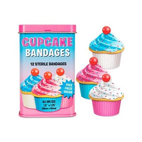 Pleisters Cupcake