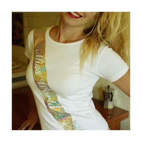 T-shirt `Miss World´