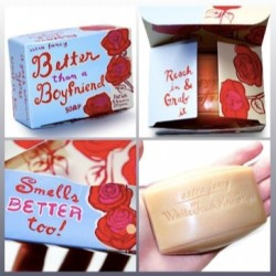 "Soap ""Better than a Boyfriend"""