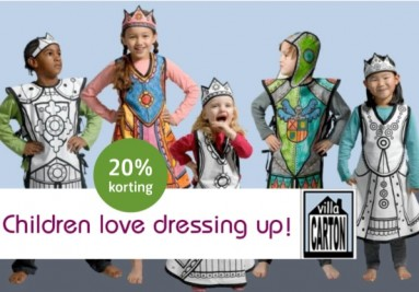 kids clothing and dress-up